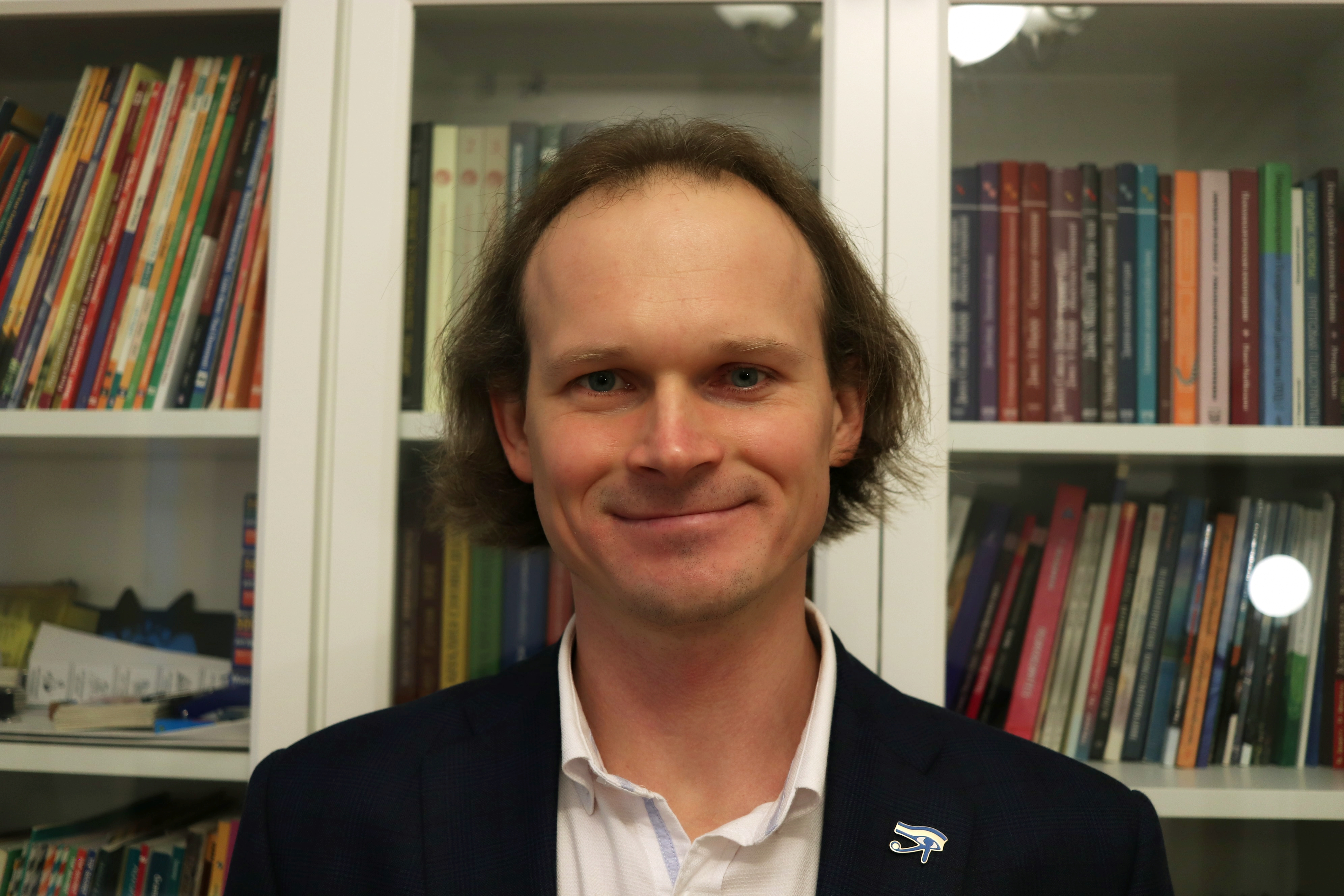 Психолог Роман Левыкин